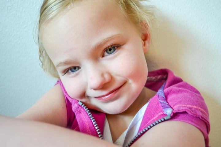 Blue eyes photograph