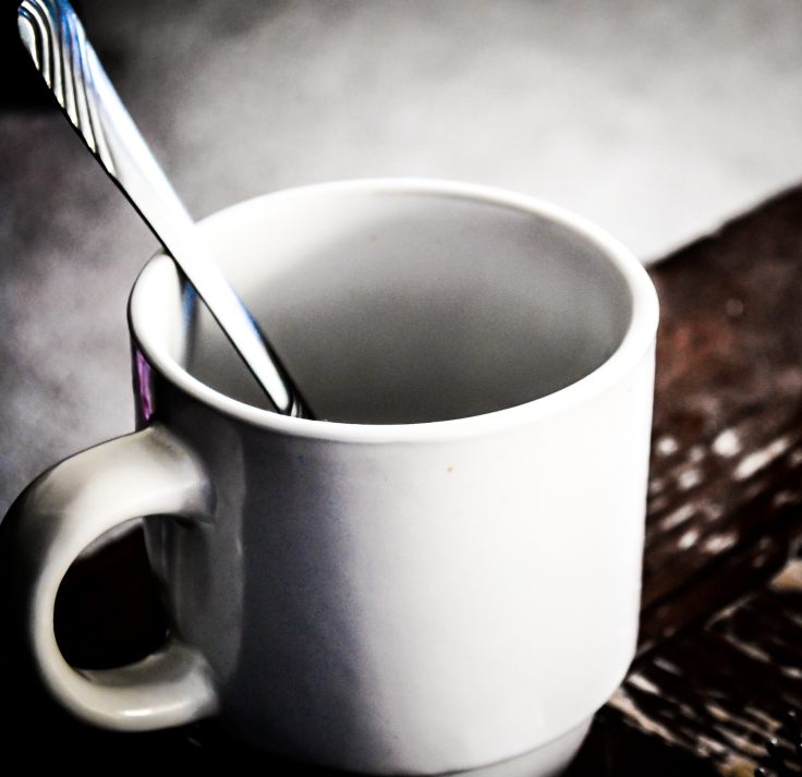 Cup photography