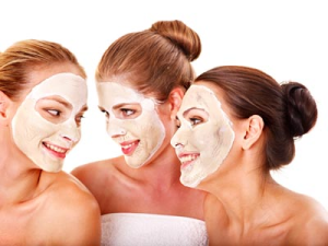 bigstock-Group-women-with-facial-mask--36733561